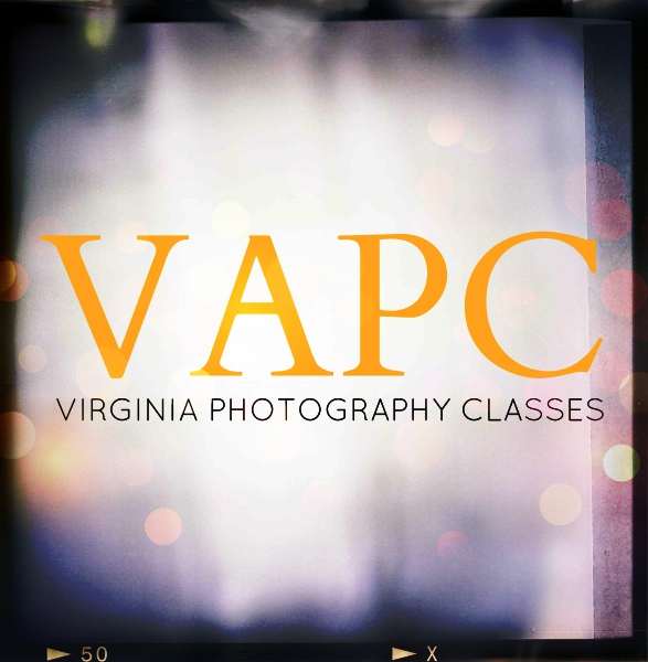 Virginia Photography Classes Logo